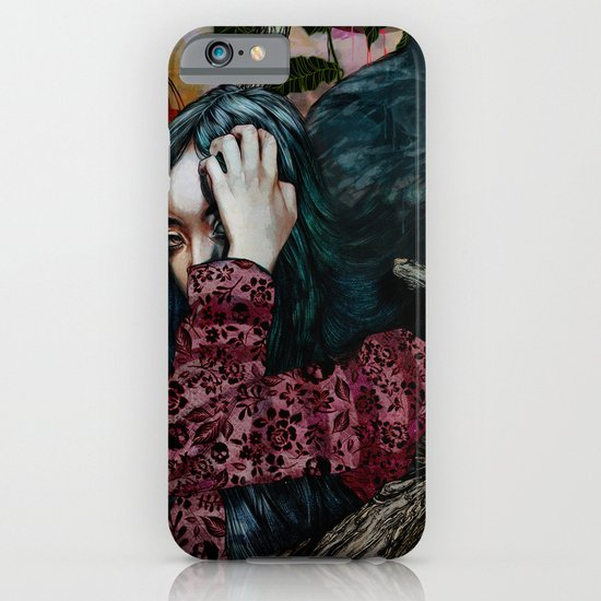 'You can keep me in one of your cages and mock my loss of liberty' iPhone & iPod Case