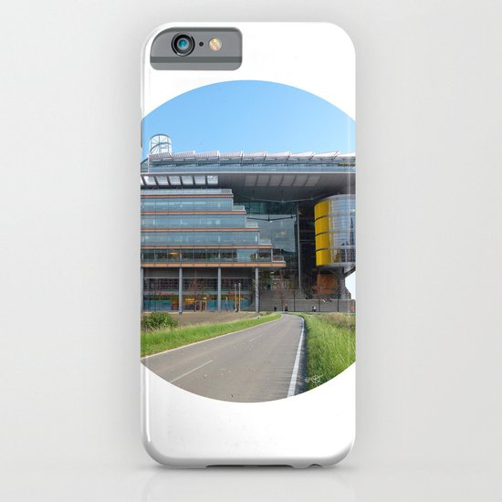 Surreal CityLand Collage 2 iPhone & iPod Case