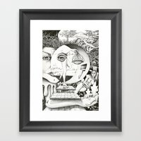 120612 Framed Art Print