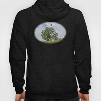 The buzzard tree Hoody