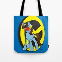CyPony | Mutant Little Ponies Tote Bag