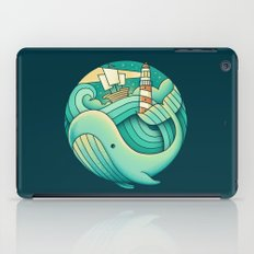 Into the Ocean iPad Case