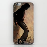 MJ iPhone & iPod Skin