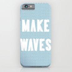 Make Waves iPhone 6 Slim Case