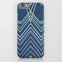 Navy Chevy iPhone 6 Slim Case