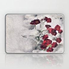 Winter  Red Roses Laptop & iPad Skin
