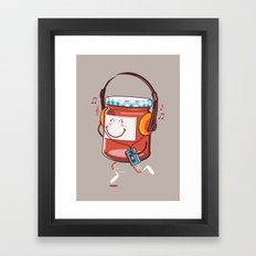 THATS MY JAM! Framed Art Print
