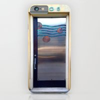 iPhone & iPod Case featuring 405 Sea Door by Cryptohelix