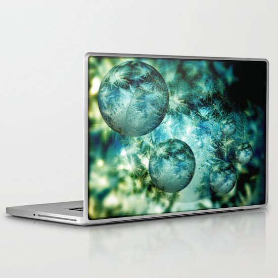 Mystery Worlds Laptop & iPad Skin