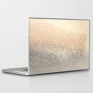 Laptop & iPad Skin featuring  GOLD by Monika Strigel