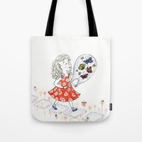 Butterflies, to Go Tote Bag