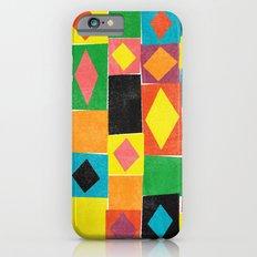 Elementary Diamonds. iPhone 6s Slim Case