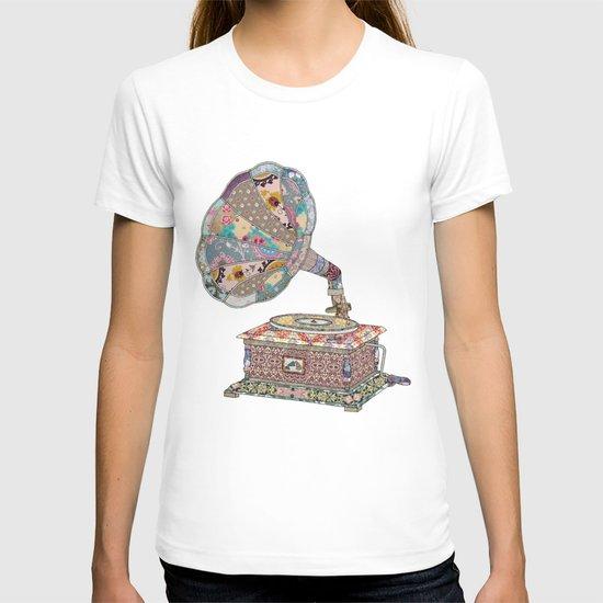 SEEING SOUND T-shirt