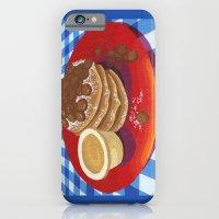 Pancakes Week 4 iPhone 6 Slim Case