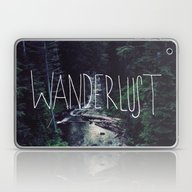 Wanderlust: Rainier Cree… Laptop & iPad Skin