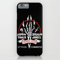 WIZARD CLUB iPhone 6 Slim Case