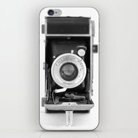 Vintage Camera No. 1 iPhone & iPod Skin