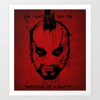 Far Cry 3 - The Definition of Insanity Art Print