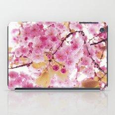 Bloom, bloom, bloom! iPad Case