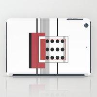 Dominoeffekt iPad Case