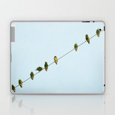 all in a row Laptop & iPad Skin