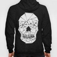 Origami Skull Hoody