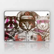 The Badass Pets : The All Squad Laptop & iPad Skin