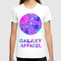 fractal T-shirts featuring FRACTAL by GALAXY APPAREL