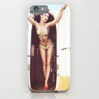 trailer park girl iPhone 6 Slim Case