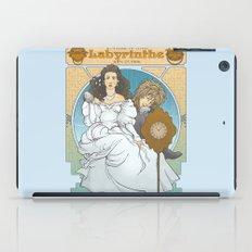 Labyrinthe iPad Case