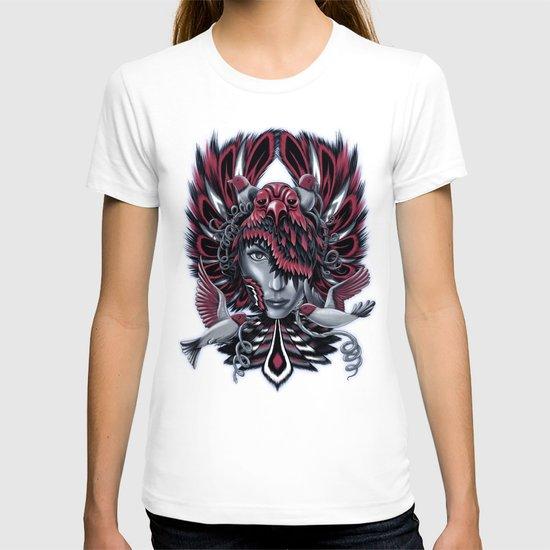 Bird Mask 2 T-shirt