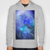 CREATING BLUE PLANETS Hoody