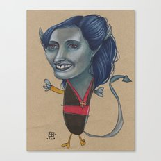 DUSKCREEPER Canvas Print