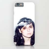 iPhone & iPod Case featuring head in the clouds.  by mjdesignphoto