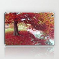 Red Autumn  Laptop & iPad Skin