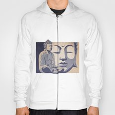 Zen Buddha: Awakened and Enlightened One  Hoody
