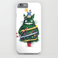 Christmas T0T0R0 (Studio Ghibli) iPhone 6 Slim Case