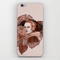 Scout Harding iPhone & iPod Skin