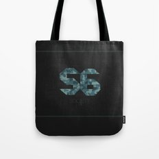 Origami S6 CAMO Tote Bag