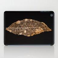 Leaf Skeleton iPad Case