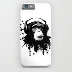 Monkey Business - White iPhone 6 Slim Case