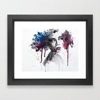 Rooney Framed Art Print