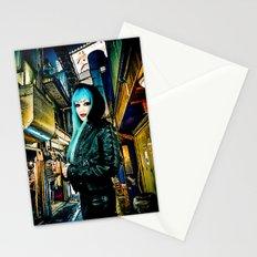 Shinjuku Mona Lisa Stationery Cards