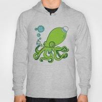 Mr.Octopus Hoody