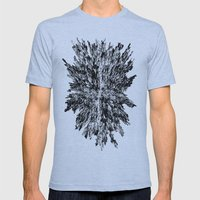 Metropolis (for Other Co… Mens Fitted Tee Athletic Blue SMALL