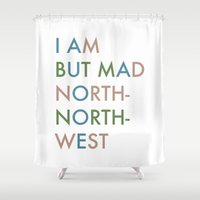 Shakespeare - Hamlet - I… Shower Curtain
