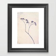 In My Mind... Framed Art Print