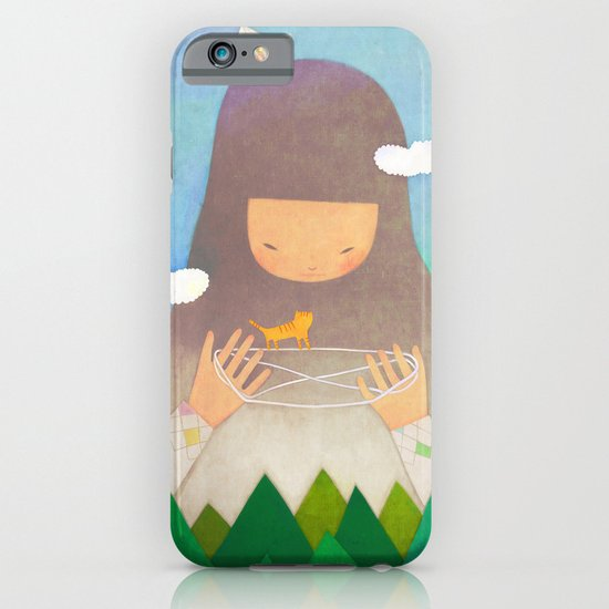 Forest giant iPhone & iPod Case