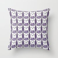 Aviary  Throw Pillow