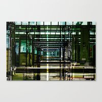 Mainstation Canvas Print